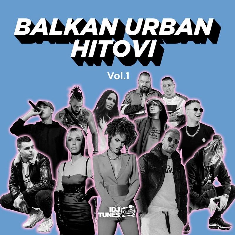 Balkan urban hitovi 2021