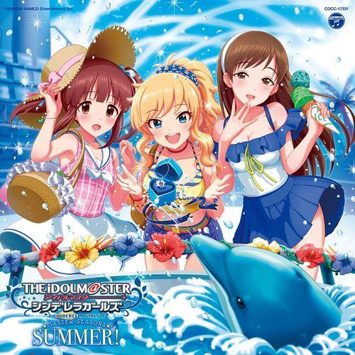 The Idolm@ster Cinderella Girls Master Seasons Summer!