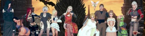 Kingdom Queens, Princesses & Whores [v0.2]
