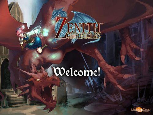Zenith Chronicles [Final]