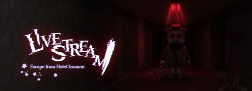 Livestream: Escape from Hotel Izanami [Final]