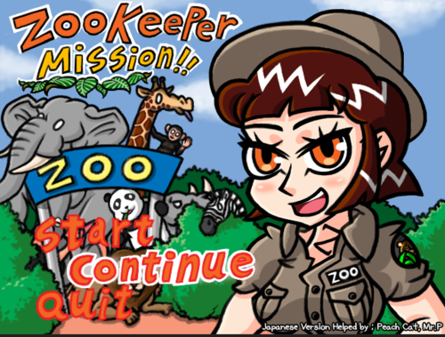 Zookeeper Mission! – MTL [v1.0.2]