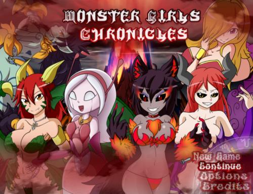 Monster Girls Chronicles [v0.3 Demo]