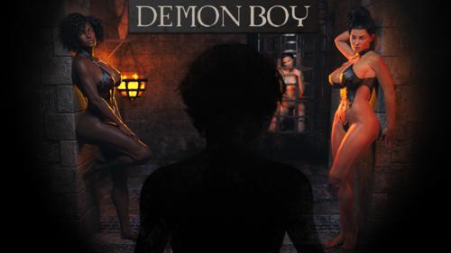 Demon Boy [v0.1]