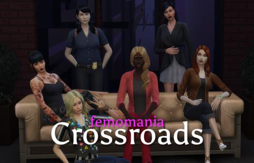 FEMDOMANIA: Crossroads [v1.0.0]