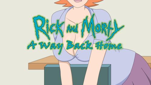 Rick And Morty – A Way Back Home [v3.3]