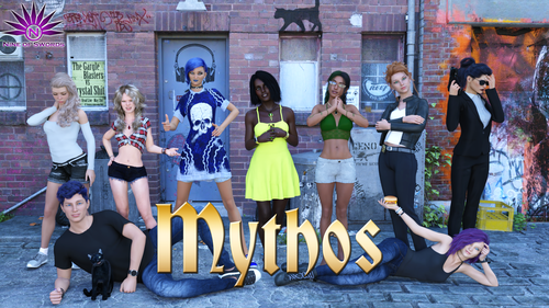 Mythos: Book One [Ch1 Preview]