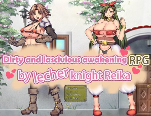 Dirty and lascivious awakening RPG by lecher knight Reika [Final]