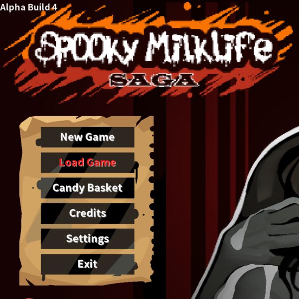 Spooky Milk Life